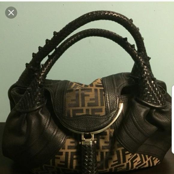 cc8e59d680b3 Fendi Handbags - Fendi Spy Bag